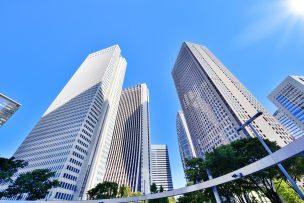 ビル群・都会・東京