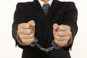 逮捕された人・法律問題・刑事事件